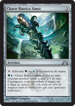 Chave Rúnica Simic