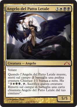 Angelo del Patto Letale