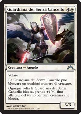 Guardiana dei Senza Cancello