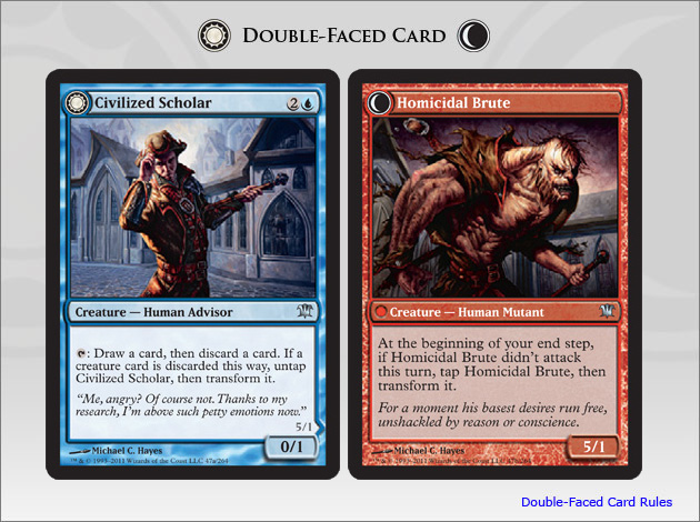 Civilized Scholar (Homicidal Brute)