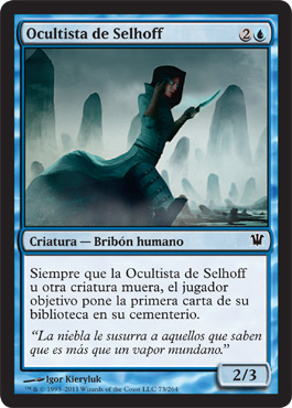 Selhoff Occultist