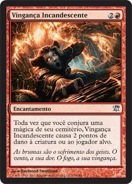 Burning Vengeance
