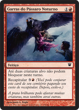 Nightbird's Clutches