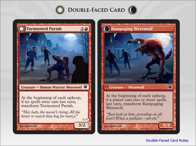 Tormented Pariah (Rampaging Werewolf)