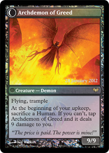 archedemoon of greed