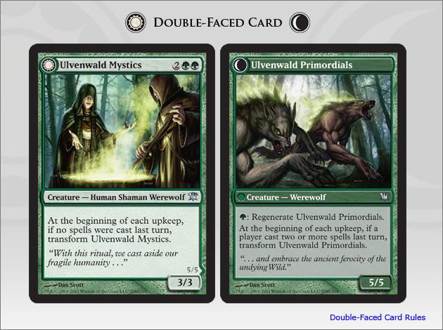 Ulvenwald Mystics (Ulvenwald Primordials)