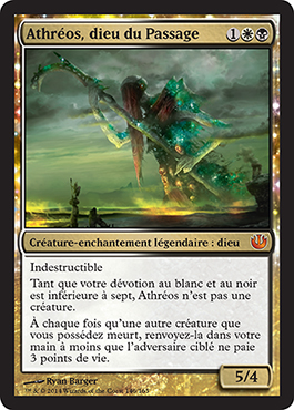 JOURNEY INTO NYX - Set 3/3 of Theros Block - P66VudG586_FR