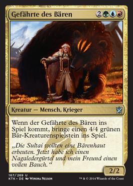 Gefährte des Bären