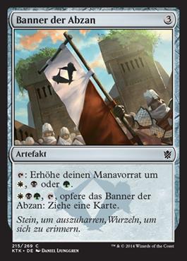 Banner der Abzan