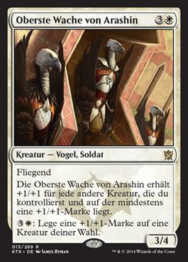 Oberste Wache von Arashin