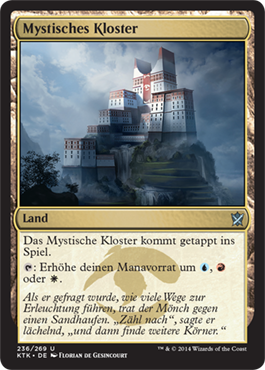 Mystisches Kloster