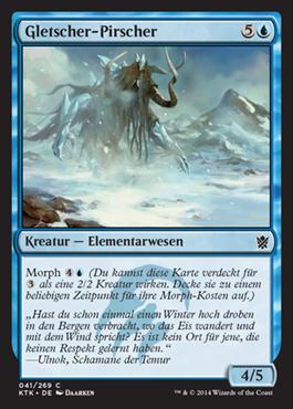 Gletscher-Pirscher