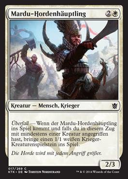 Mardu-Hordenhäuptling