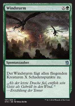 Windsturm