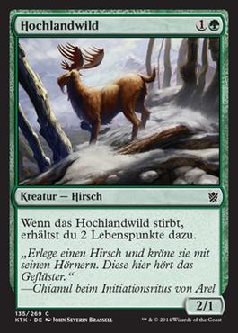 Hochlandwild