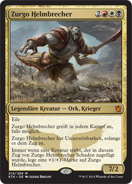 Zurgo Helmbrecher