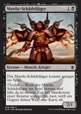 Mardu-Schädeljäger