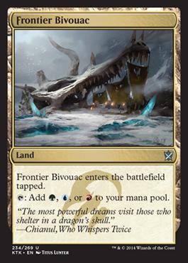Frontier Bivouac