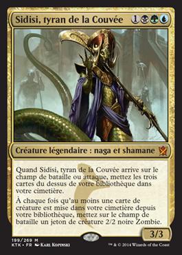 Sidisi, tyran de la Couvée