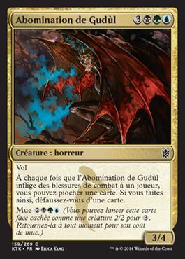 Abomination de Gudùl