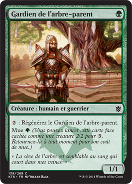 Gardien de l'arbre-parent