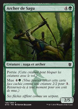 Archer de Sagu