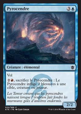 Pyrocendre