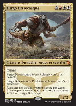Zurgo Brisecasque