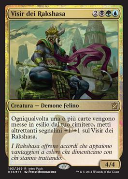 Rakshasa Vizier