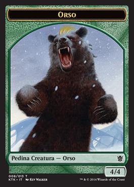 Orso / Bear