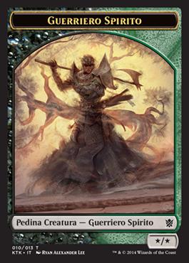 Guerriero Spirito / Spirit Warrior