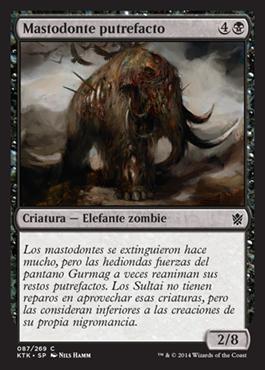 Mastodonte putrefacto