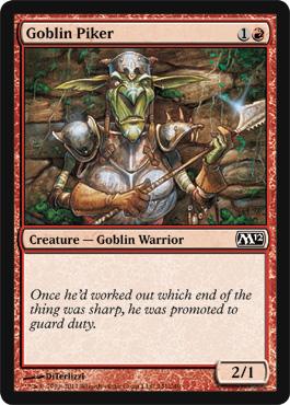Goblin Piker