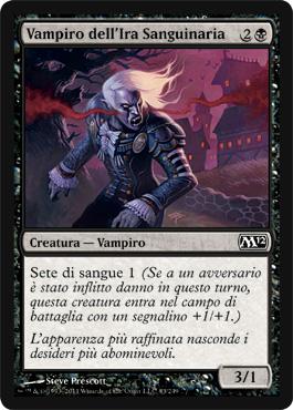Bloodrage Vampire