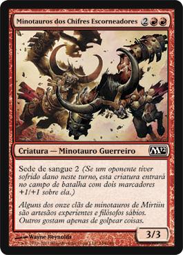 Gorehorn Minotaurs