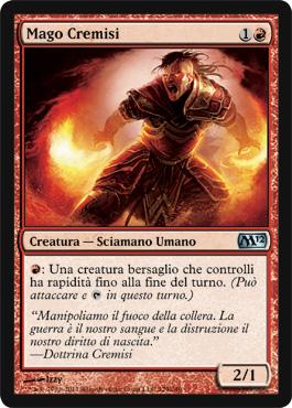 Crimson Mage