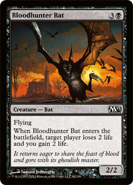 Bloodhunter Bat