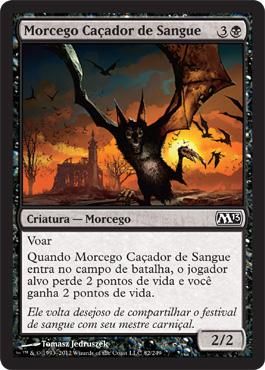 Morcego Caçador de Sangue