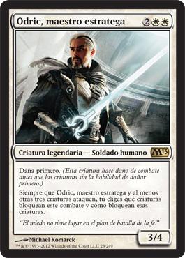 Odric, maestro estratega