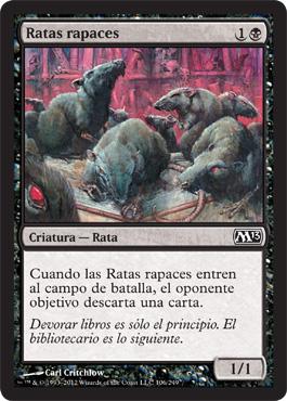 Ratas rapaces
