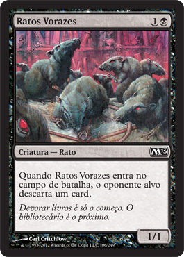 Ratos Vorazes