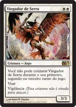 Vingador de Serra