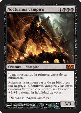 Nócturnus vampiro