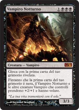 Vampiro Notturno