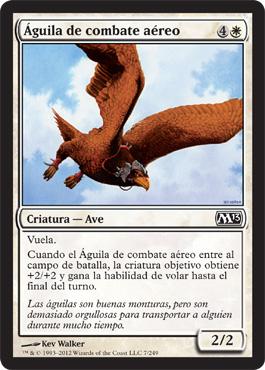 Águila de combate aéreo