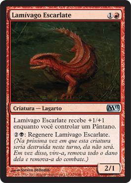 Lamívago Escarlate