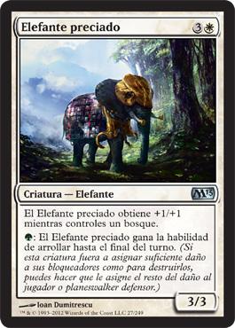 Elefante preciado