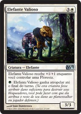 Elefante Valioso
