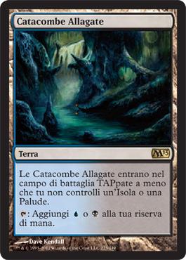 Catacombe Allagate