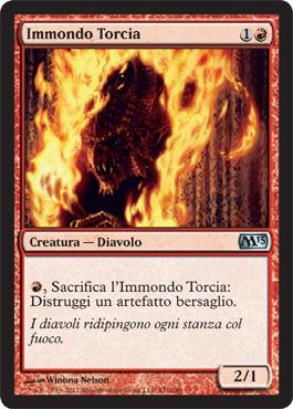 Immondo Torcia